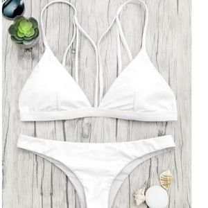 Other - ✨JUST IN✨Padded Back Strappy Bathing Suit